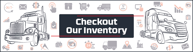 used semitruck checkout image